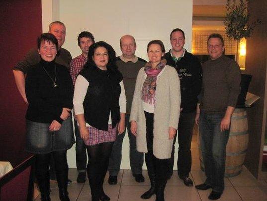 Bild des Stiftungsvorstands und Stiftungsrats